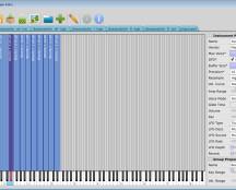 Instrument Editor