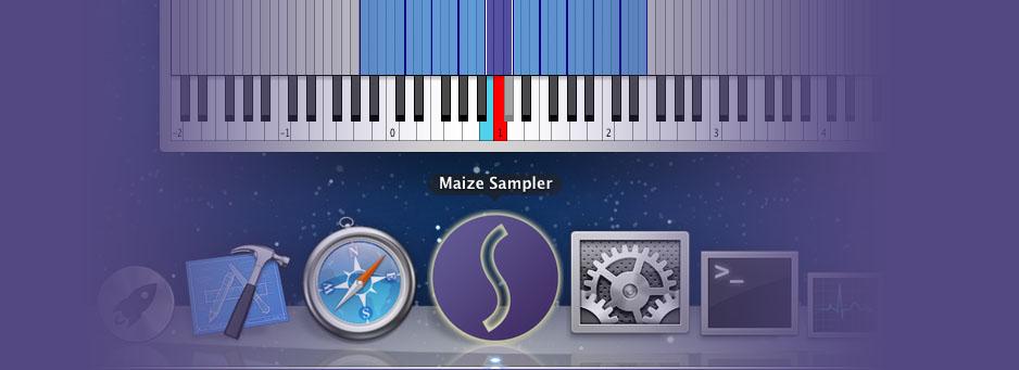 Maize Sampler | Maizesoft